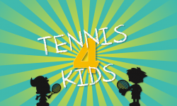 Tennis4Kids Sommertraining